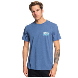 Quiksilver Men's Getting Serious T Shirt