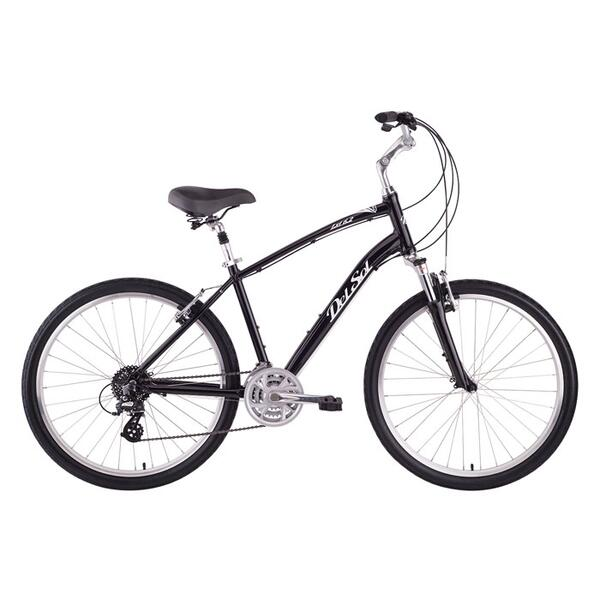 Del Sol Men's LXi 6.2 Luxury Cruiser Bike '14