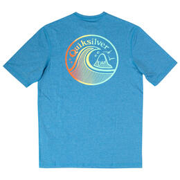 Quiksilver Boy's Heritage Short Sleeve T Shirt