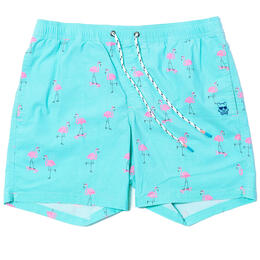 Party Pants Men's Cruiser Swim Trunks