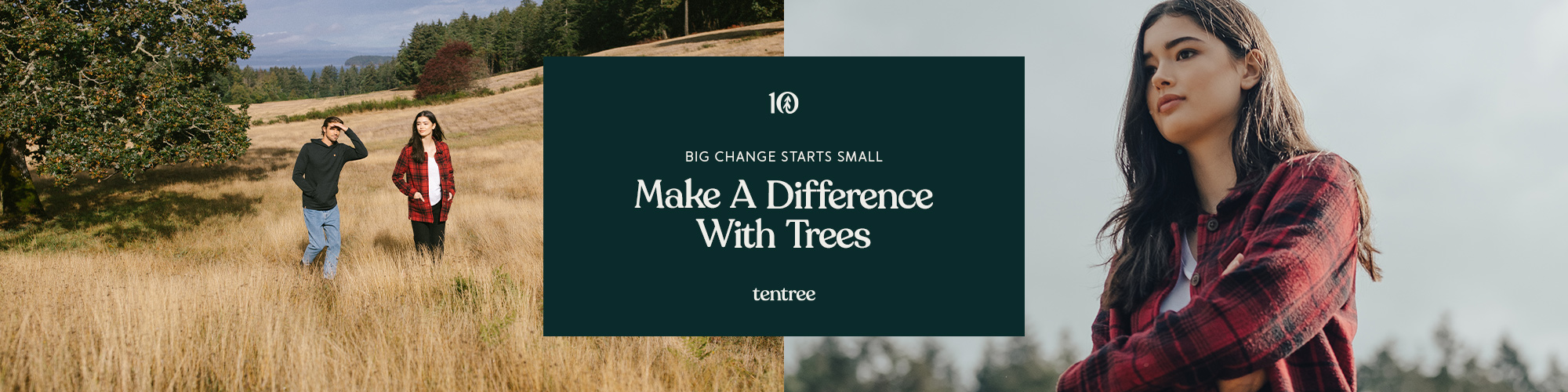 Shop tentree clothing