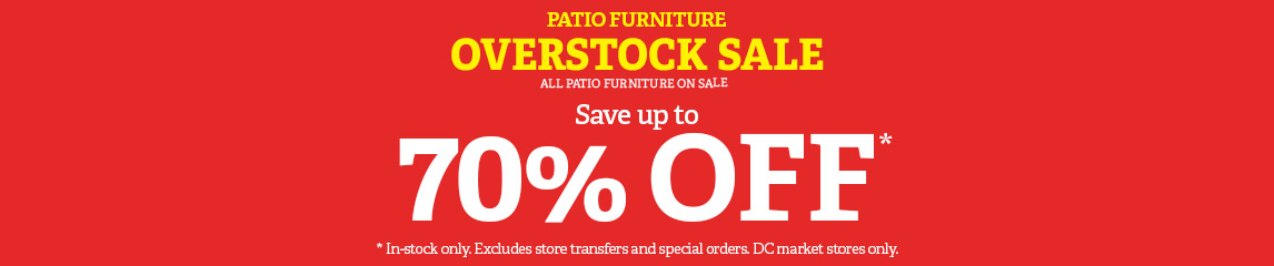 Paio Furniture Overstock Sale. Save up to 70% off