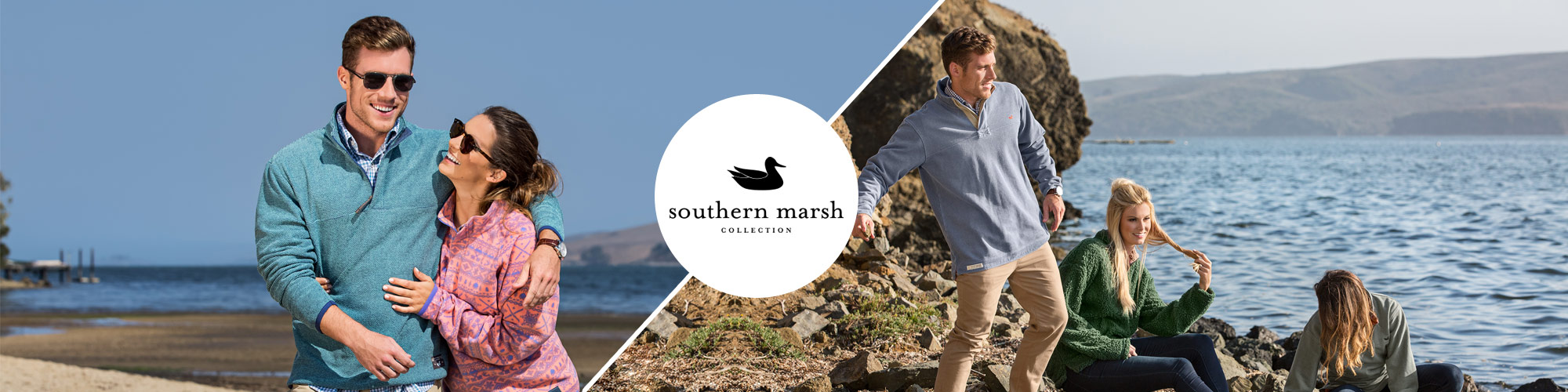 mens and womens southern marsh clothing