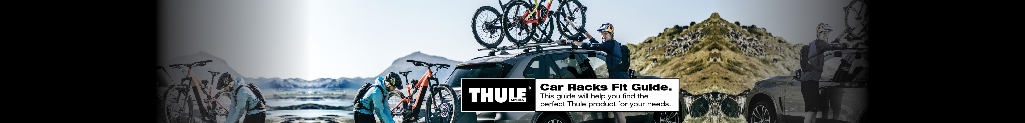 Thule fit guide.  Check your vehicle fitment.
