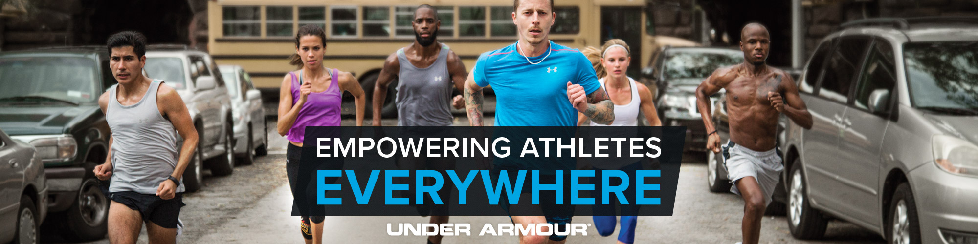 under armour technical apparel