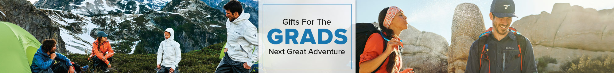 Grads gift guide for the next adventure