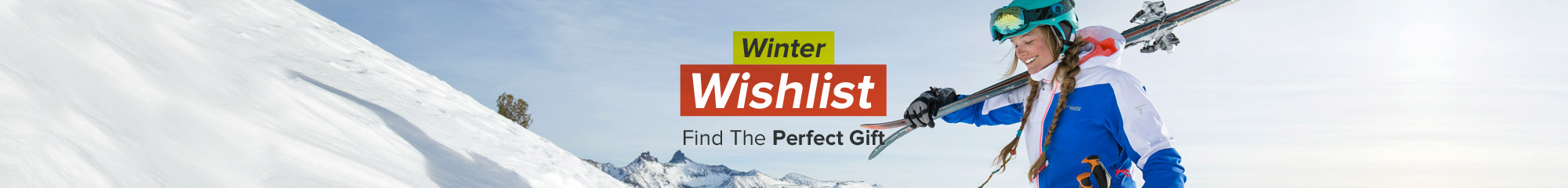 Winter Wishlist - Find the Perfect Gift