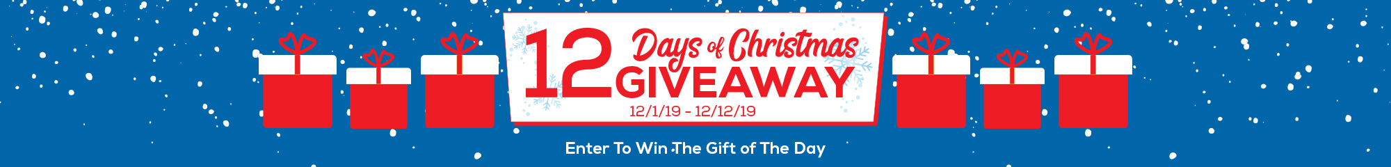 12 Days of Sun & Ski Christmas. Enter to win today's featured gift.