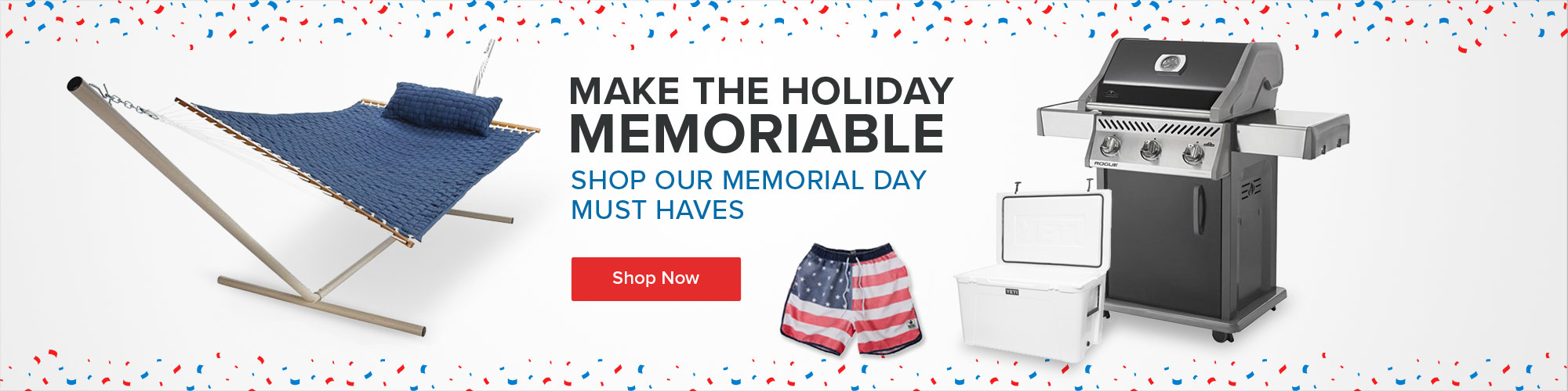 Memorial Day Must-Haves