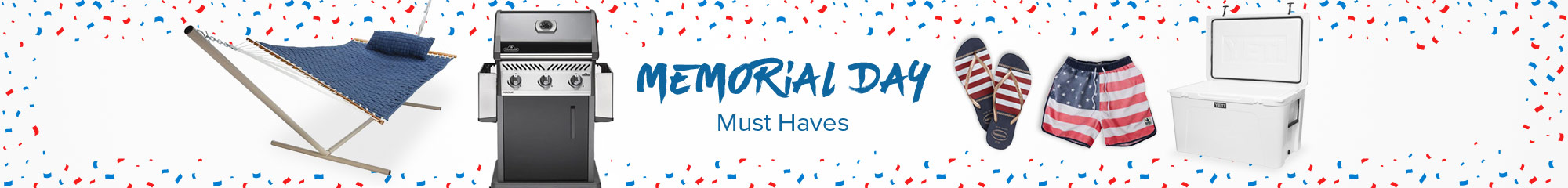 Memorial Day Must Heves