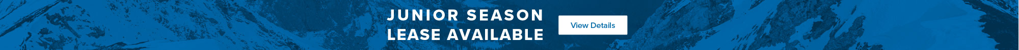 Junior Ski & Snowboard Lease Program Available