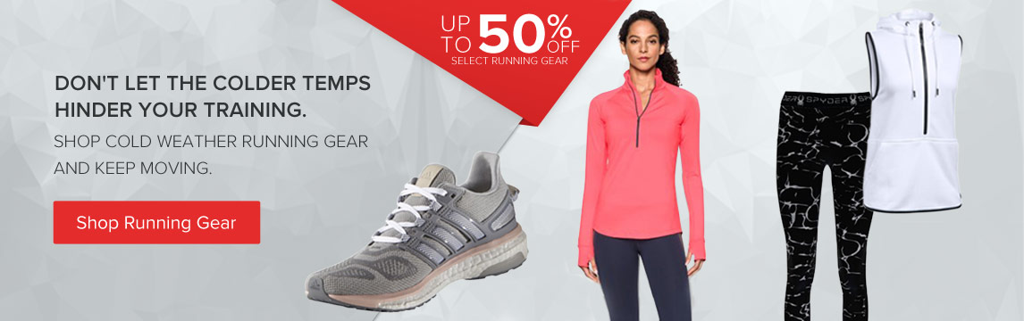 Cold Running Gear - Shop Now