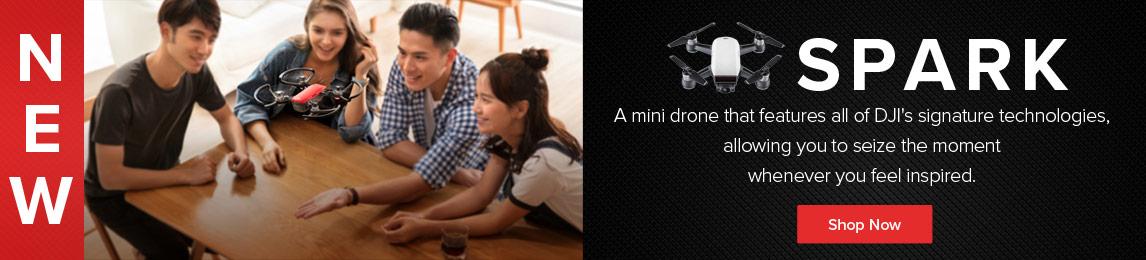 New Spark Mini Drone