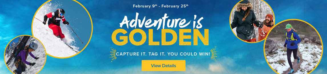 Adventure is Golden. Capture it. Tag it. You could win! View Deatails