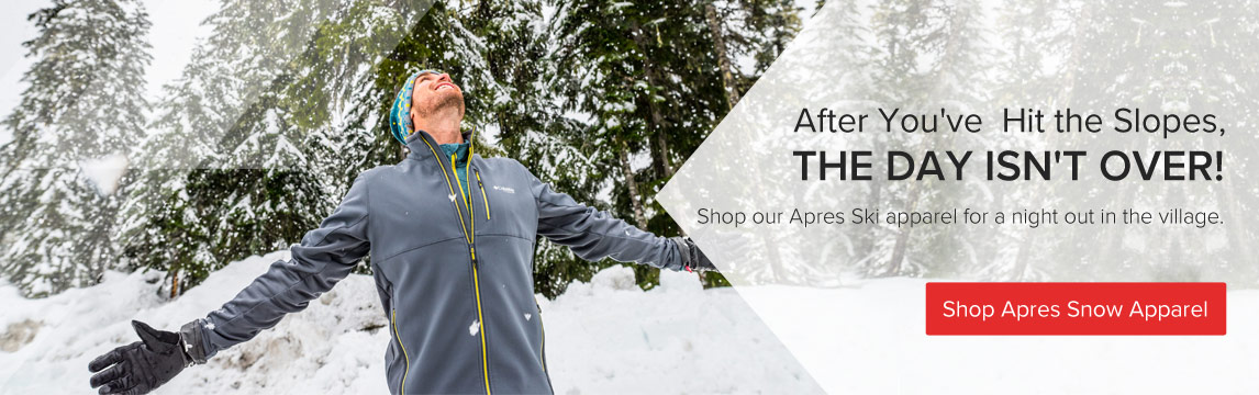 After the Slopes Apparel - Shop Now