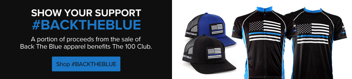 Back the Blue - Shop Now