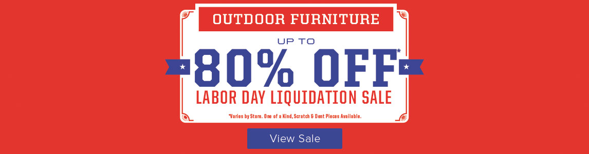 Labor Day Patio Clearance Sale   Up To 80% Off Outdoor Furniture.