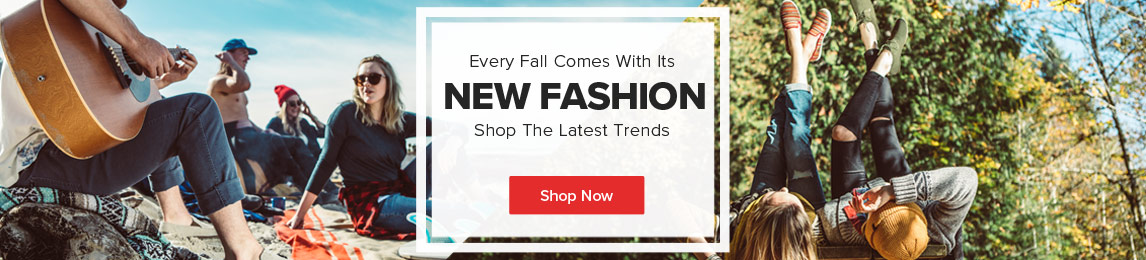 Shop The Latest Fall Styles.