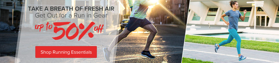 Running Gear - Shop Now
