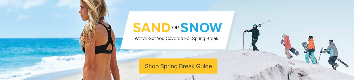 Shop - Spring Break Guide