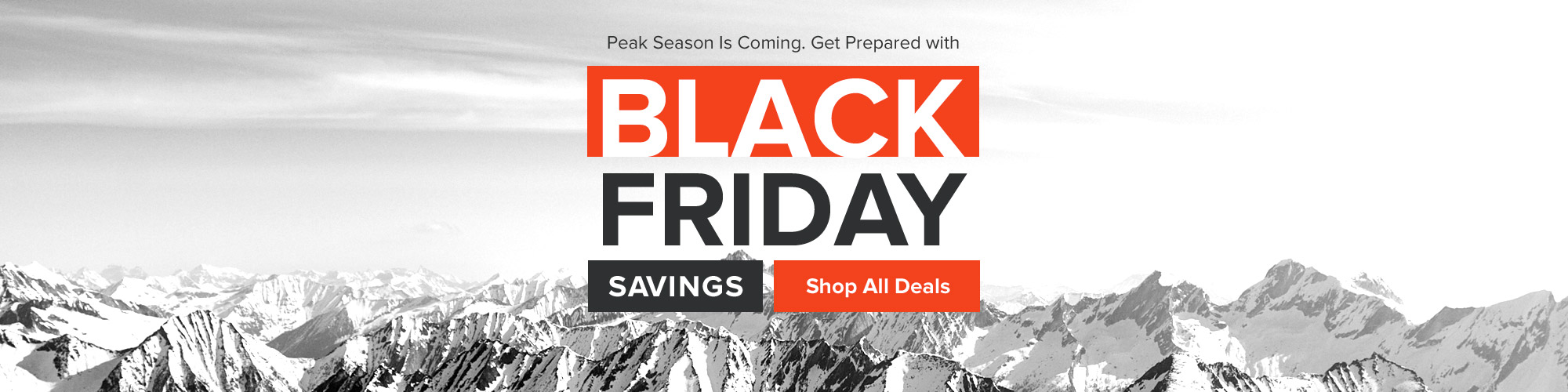 Black Friday Savings - Shop All Deals