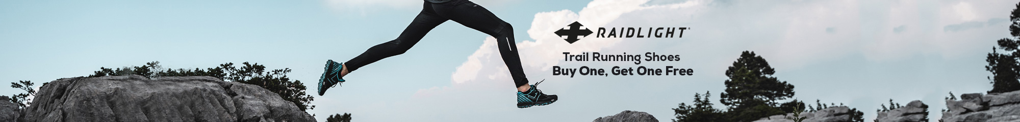 raidlight trail running shoes bogo free