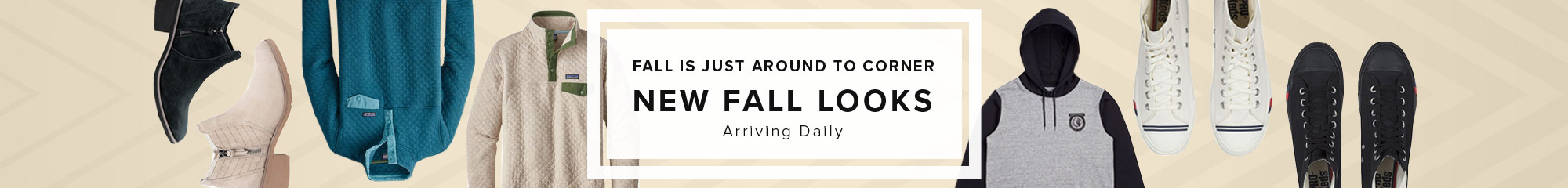 Fall Fashion for chilly days. Shop sweaters, jackets, boots and more