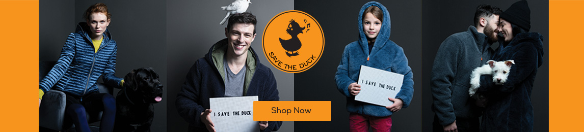 Shop Save the Duck.