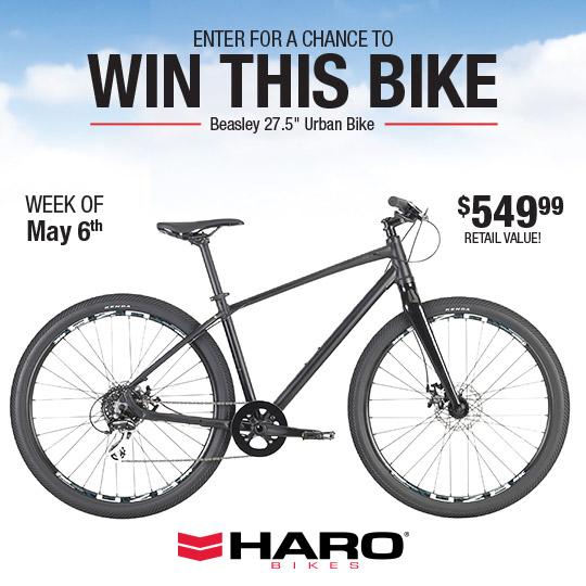 Enter to win an Orbea Mountain Bike