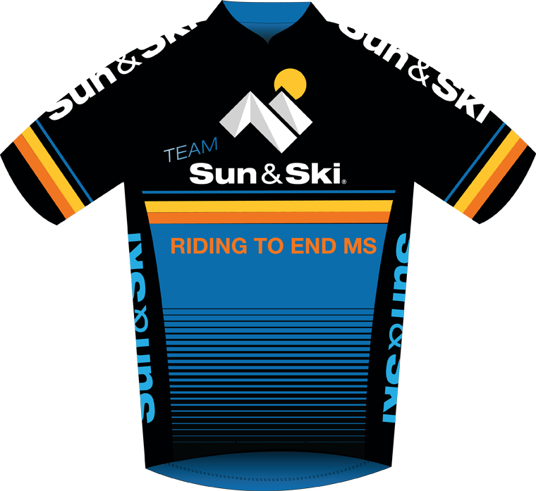 MS150 2017 Jersey