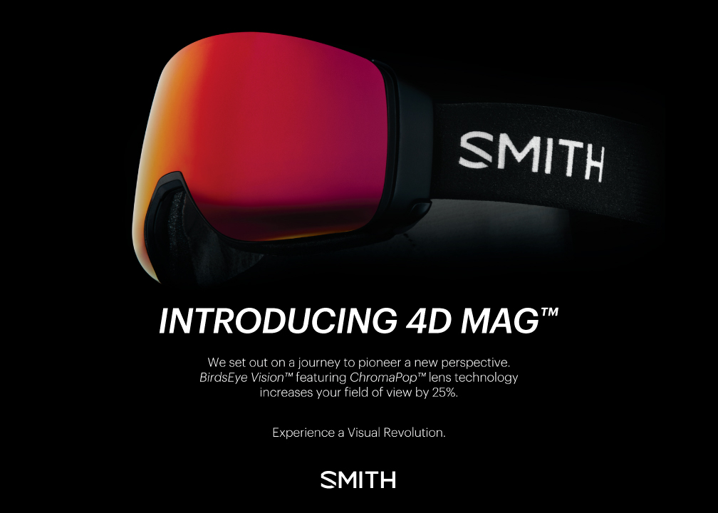 Smith 4D Goggles