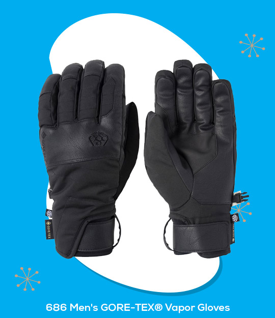 686 Men's GORE-TEX® Vapor Gloves