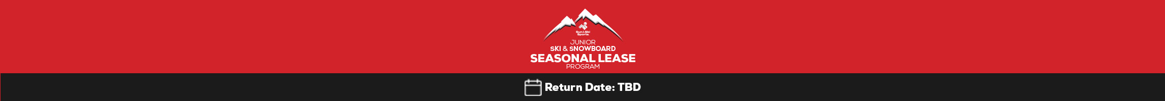 Junior Season Lease