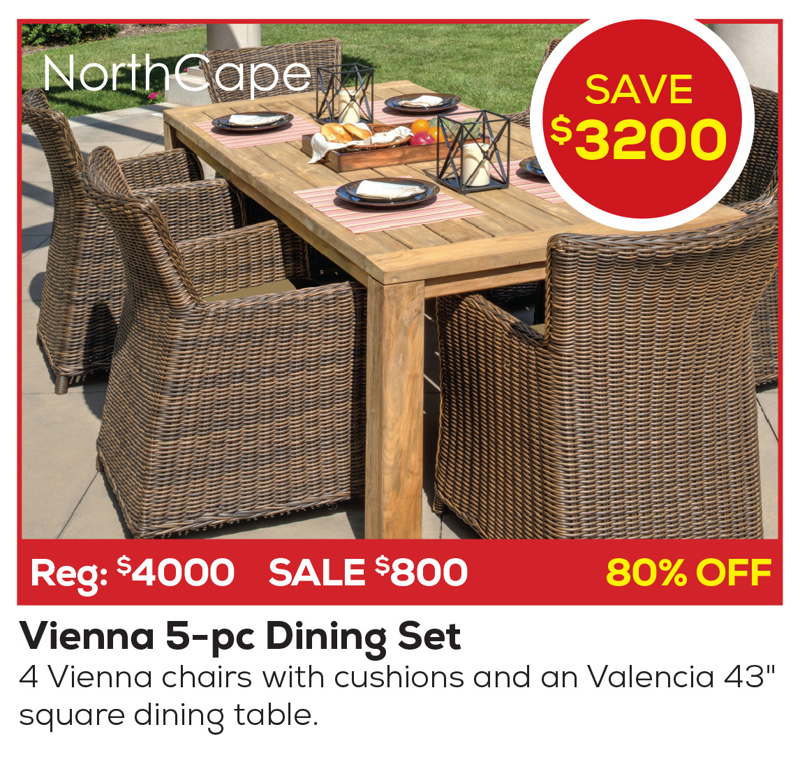 North Cape Dining Deals