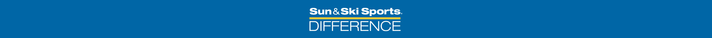 Sun and Ski Sports Difference