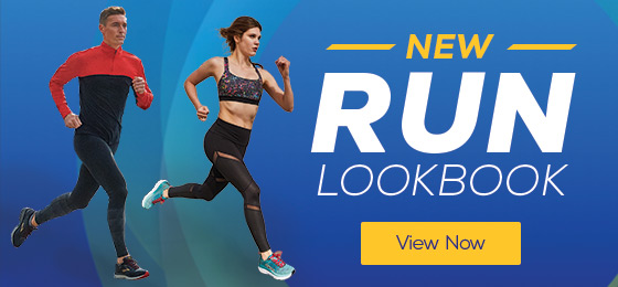The lastest in running. View our new Running Lookbook now.
