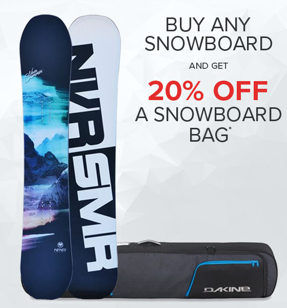 Shop Snowboards and Bags