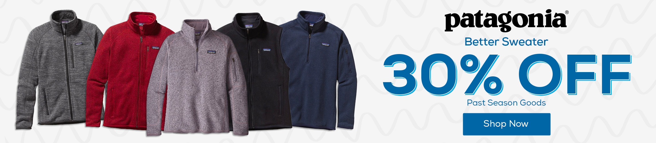 Patagonia Better Sweater 30% Off Past Season Goods