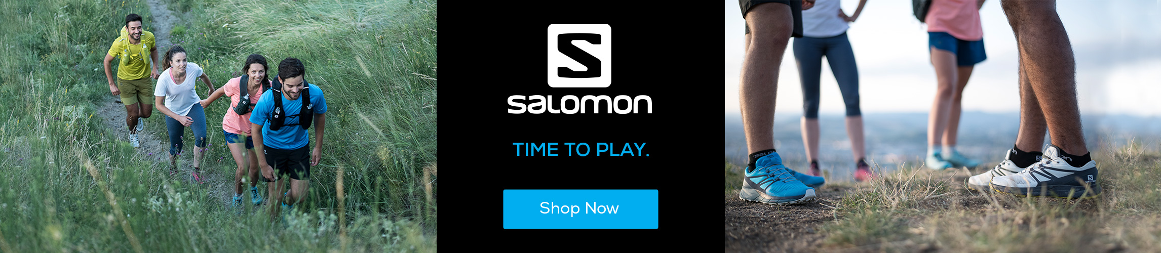 Shop Salomon