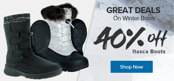 40% off Itasca Boots