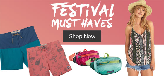 Shop Festival Must Haves