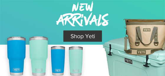 Shop New Yeti Arrivals