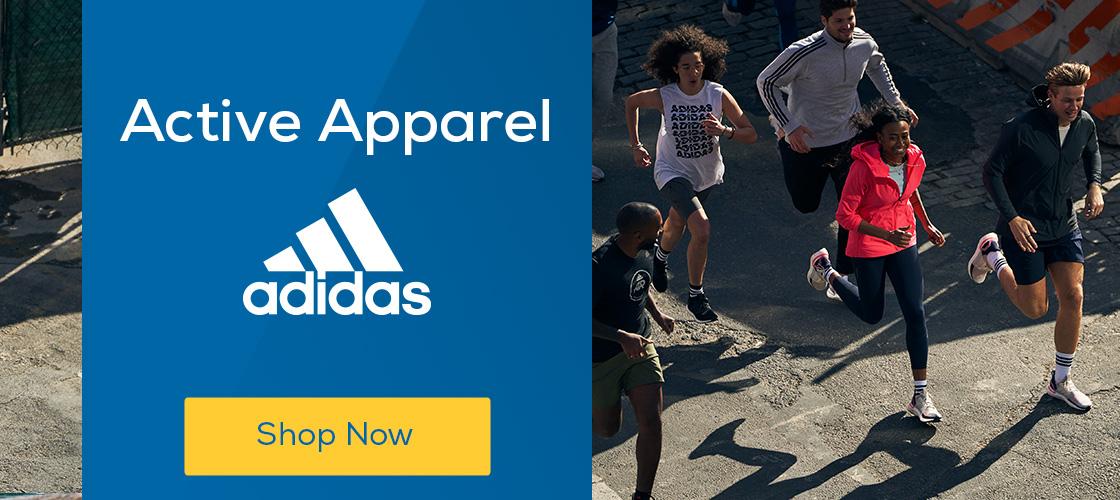 Adidas Active Apparel