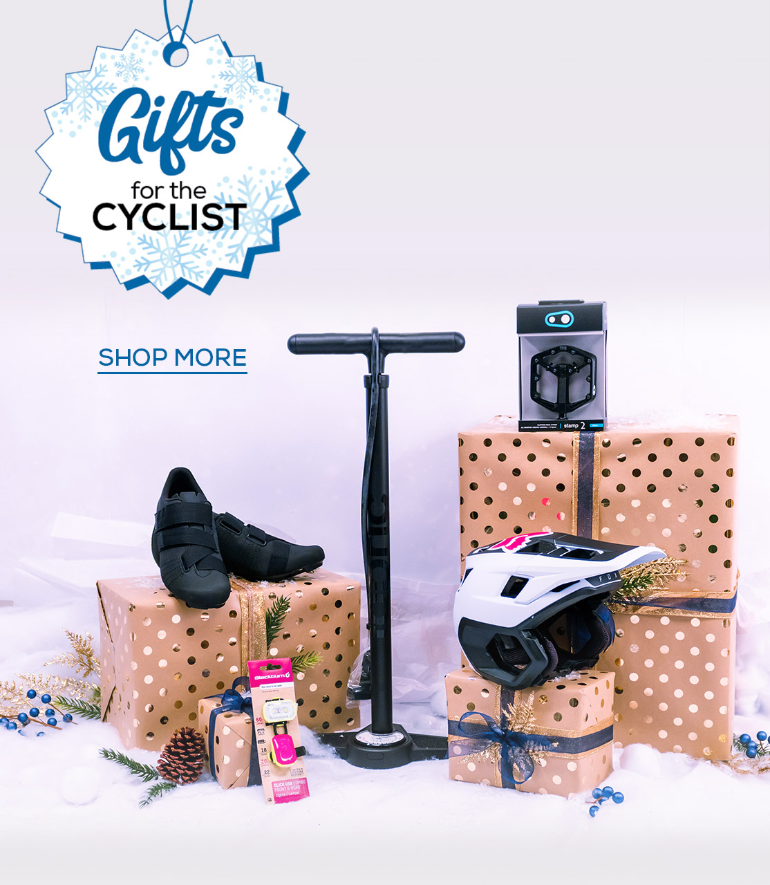 Gifts Cyclists