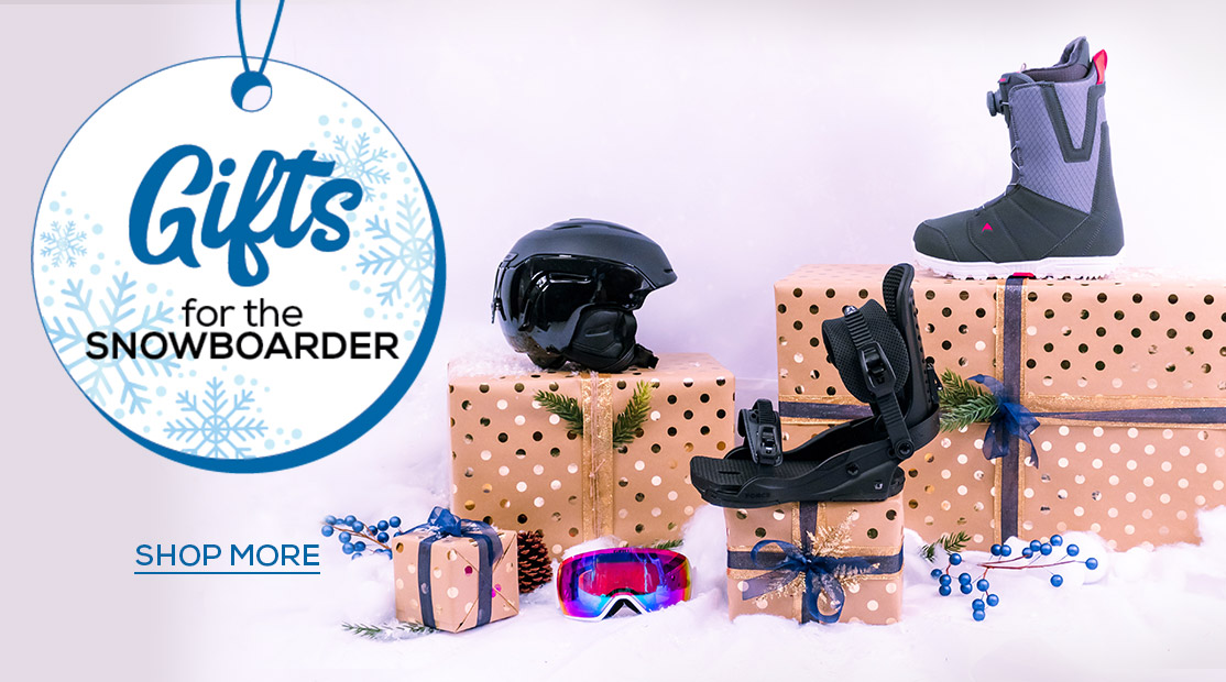 Gifts fir Snowboarders