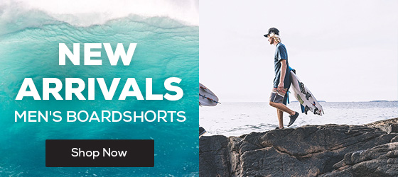 New Arrivals Men's Boardshorts