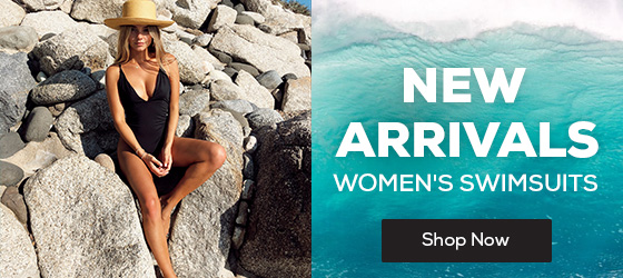 New Arrivals Women's Swimsuits