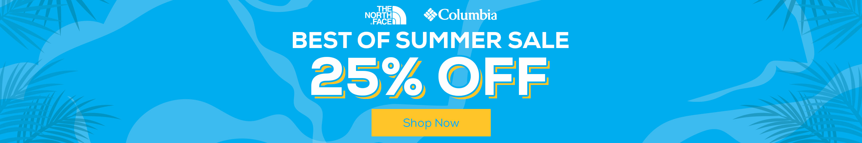 Best of Summer Sale 25% Off
