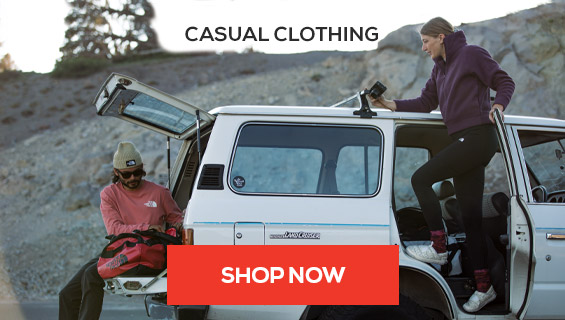Shop The North Face Casual Clothing