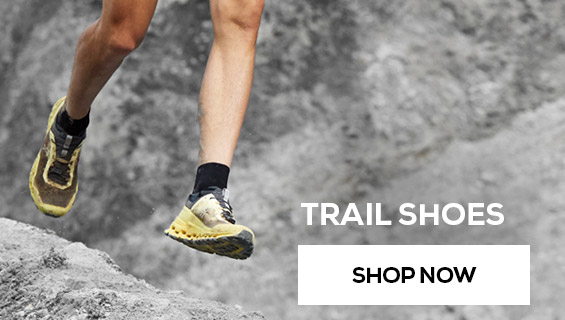 Shop All ON Trail Shoes